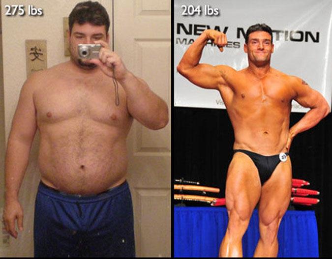 Муж похудел как набрать вес