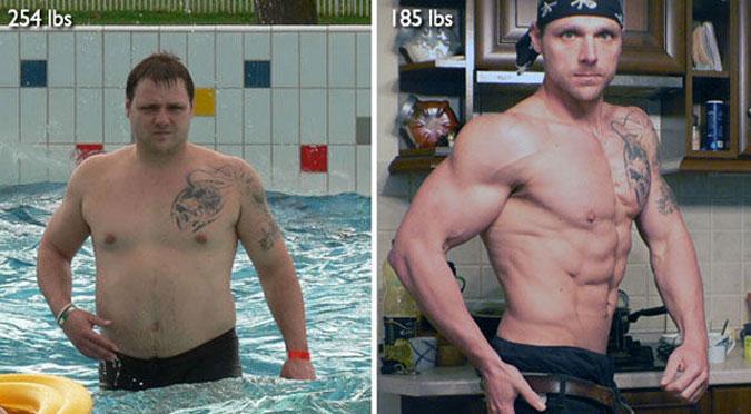 как похудеть мужчине в 40 лет