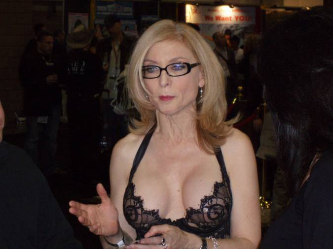 Нина Хартли (Nina Hartley)