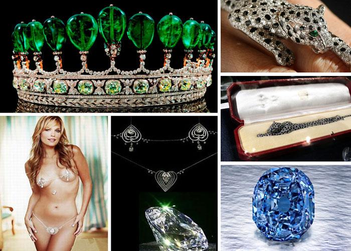10 самых дорогих и изящных ювелирных украшений