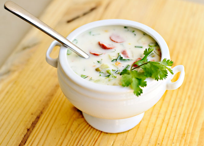 Окрошка: 10 советов по приготовлению холодного супа
