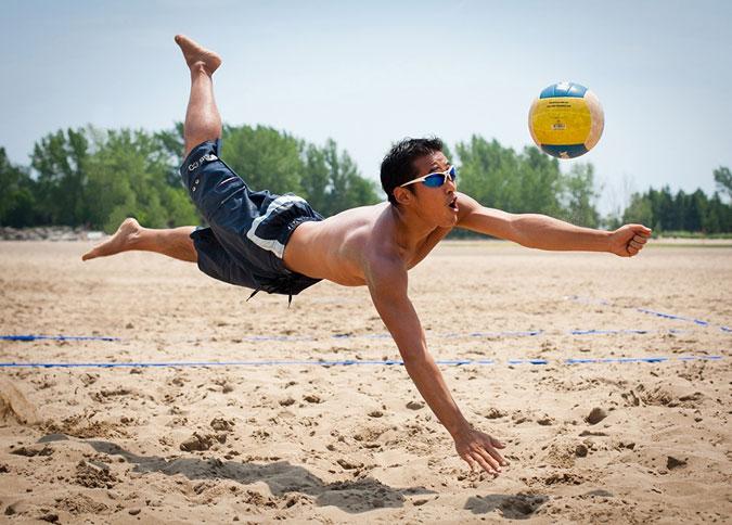 Спорт как активный отдых