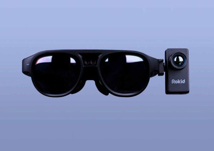В Китае производят очки для измерения температуры на расстоянии